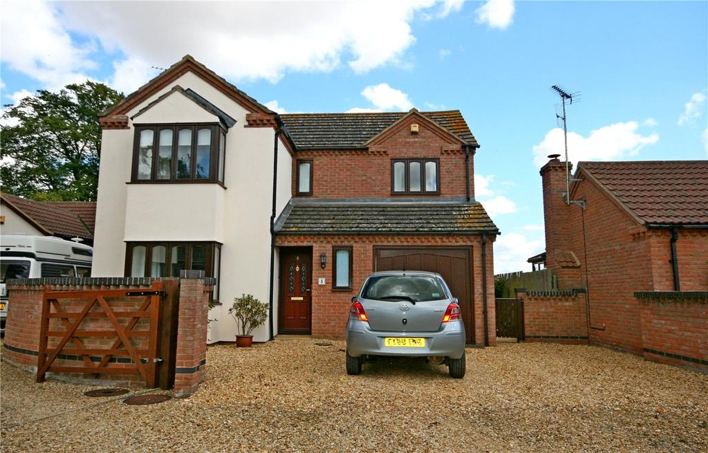 4 Bedrooms Detached House for sale in The Spinney, Twenty, Bourne, PE10