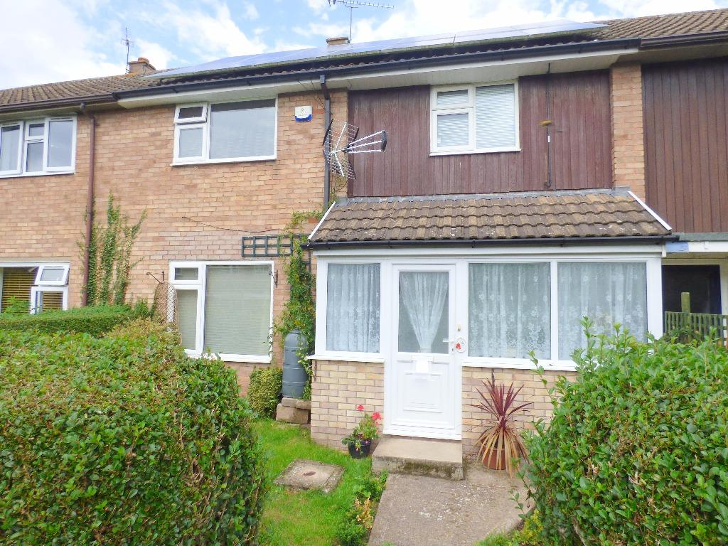 3 Bedrooms Terraced House for sale in Almeley Close, Newton Farm, Hereford