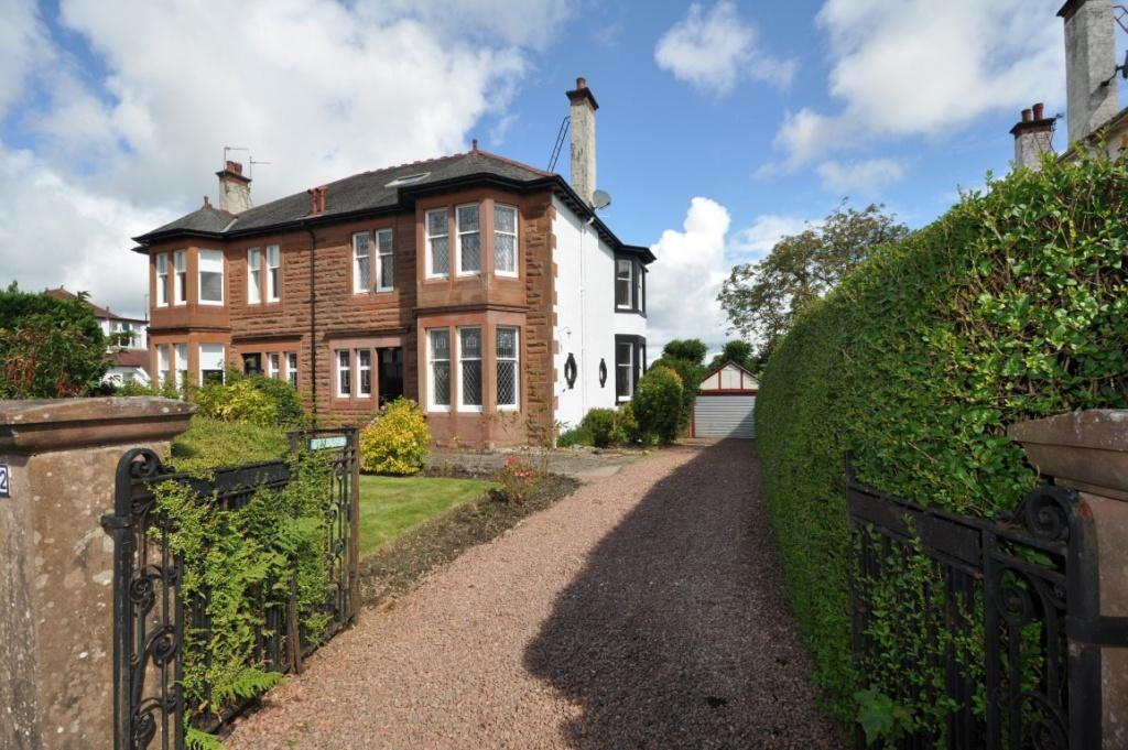 3 Bedrooms Semi-detached Villa House for sale in Redlea, 22 Norwood Drive, Lower Whitecraigs, G46 7LS