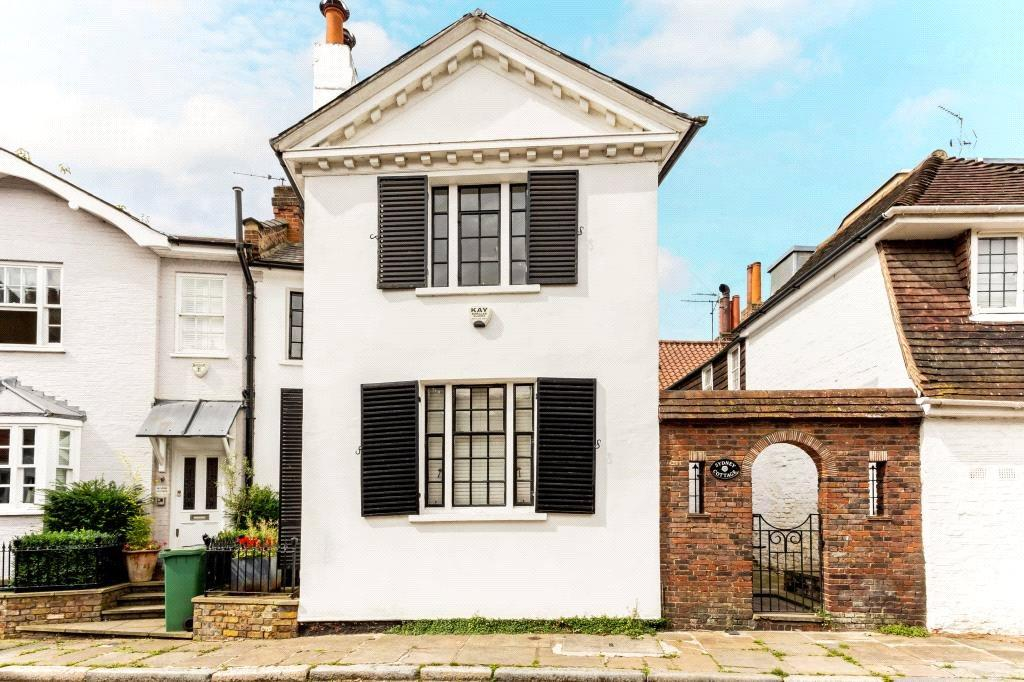 3 Bedrooms Terraced House for sale in Vale of Health, Hampstead, London, NW3