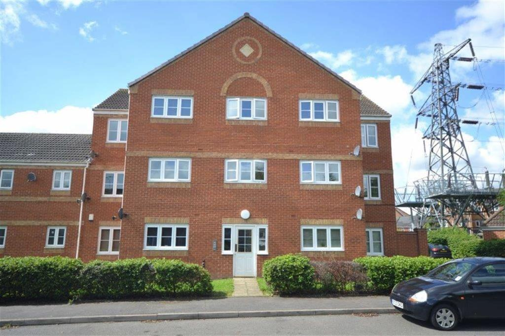 2 Bedrooms Flat for sale in 2 Wisteria Way, Bermuda Park, Nuneaton
