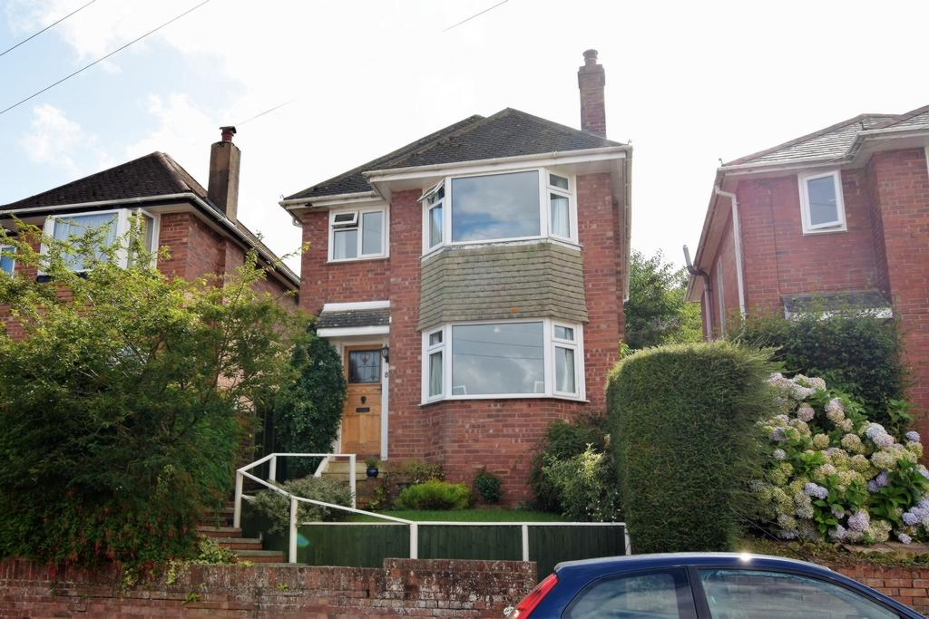 4 Bedrooms House for sale in Cowick Hill, St Thomas, EX2