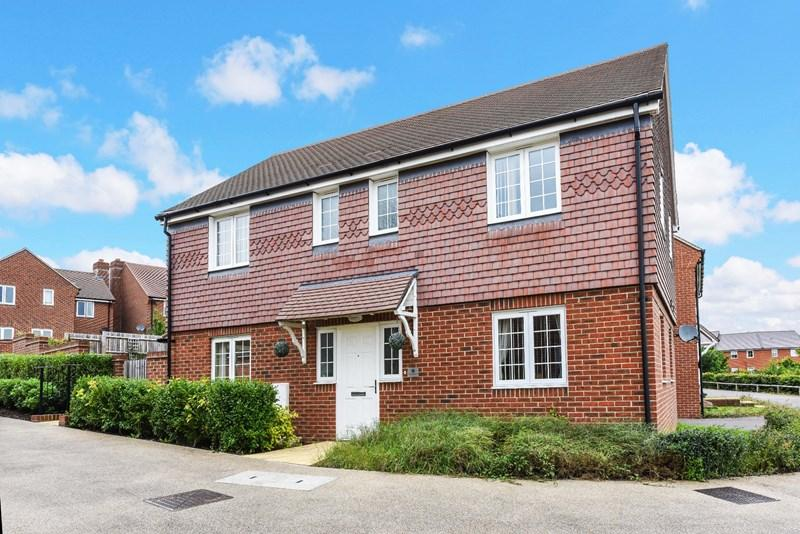 4 Bedrooms Detached House for sale in Ryeland Way, Andover