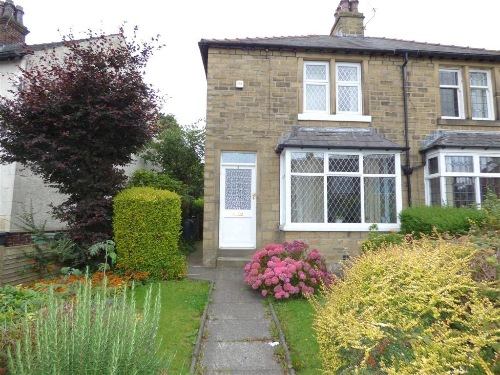 2 Bedrooms Semi Detached House for sale in Heatherfield Crescent, Huddersfield, West Yorkshire, HD1