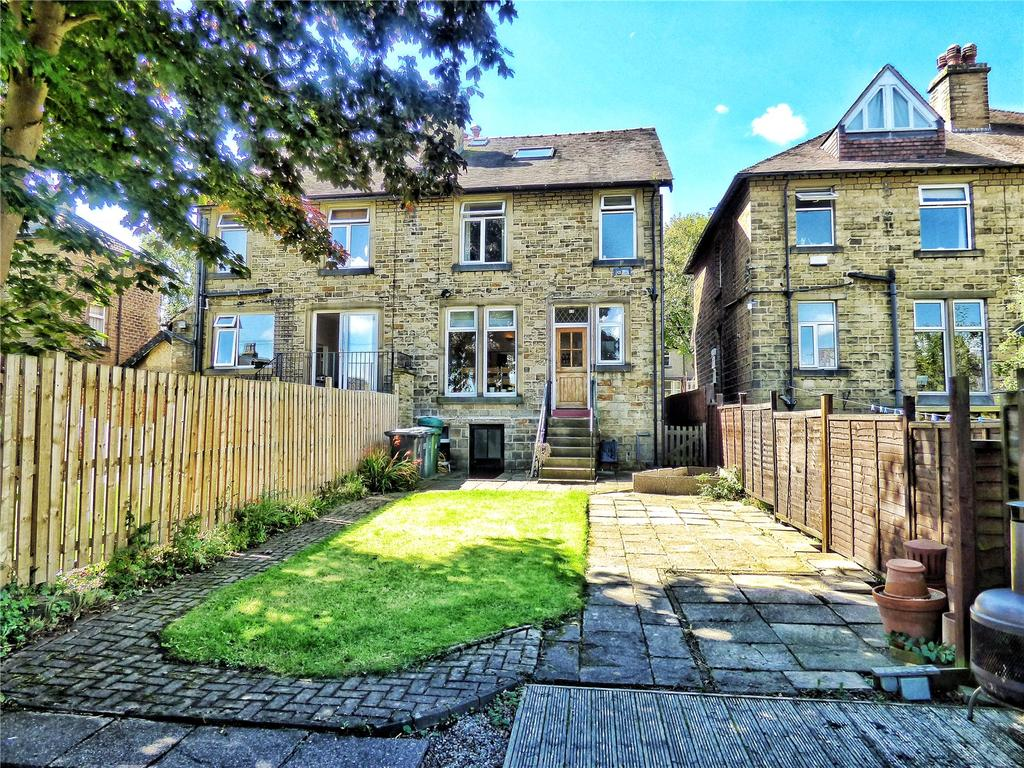 4 Bedrooms Semi Detached House for sale in Ashfield Road, Birkby, Huddersfield, HD2