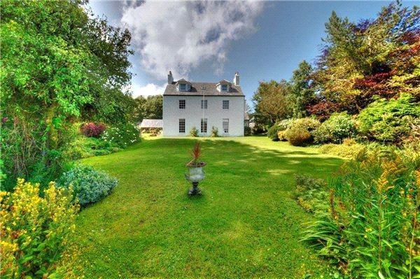 5 Bedrooms Detached House for sale in Bachuil House, Isle Of Lismore, Oban, Argyll, PA34