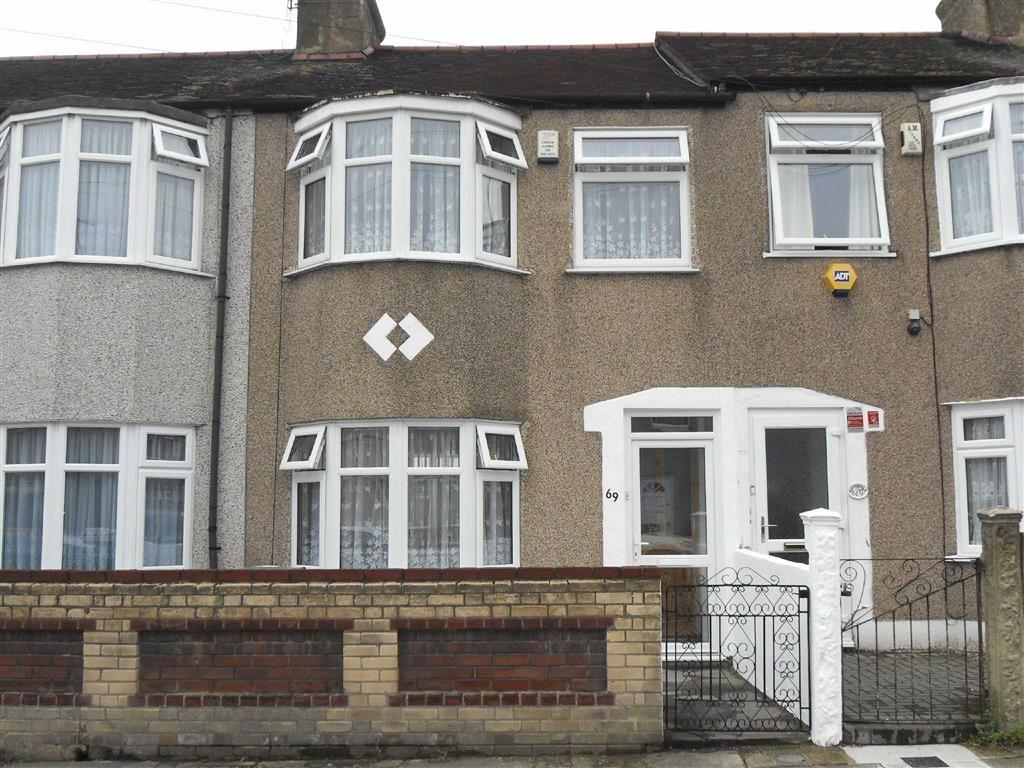 3 Bedrooms Terraced House for sale in Hurst Rd, Erith, Kent