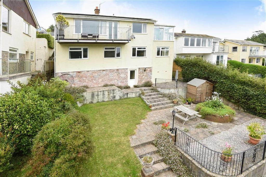 4 Bedrooms Detached House for sale in Thurlestone Gardens, Dartmouth, Devon, TQ6
