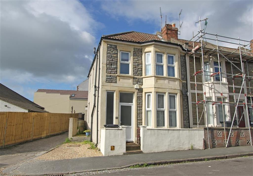 3 Bedrooms End Of Terrace House for sale in Belfry Avenue, St George, Bristol