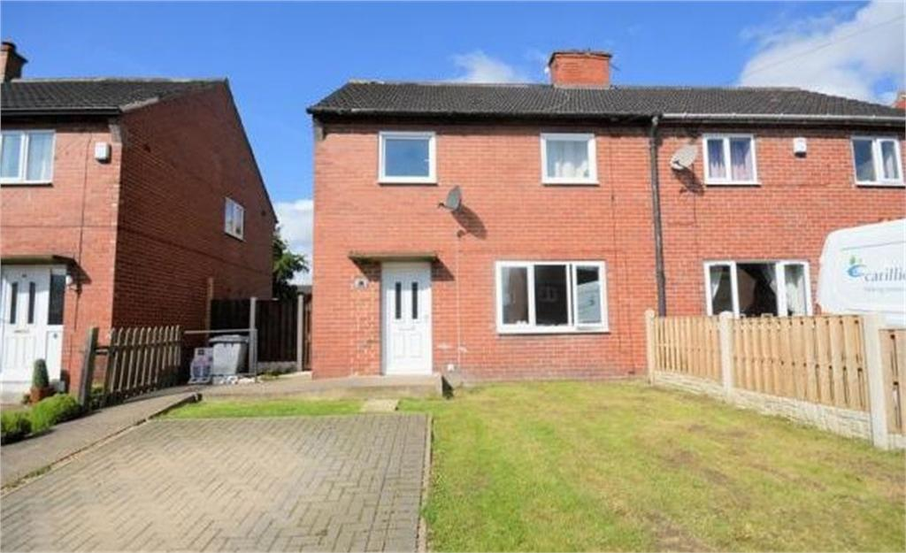 3 Bedrooms Semi Detached House for sale in Swaithedale, Worsbrough, BARNSLEY, South Yorkshire