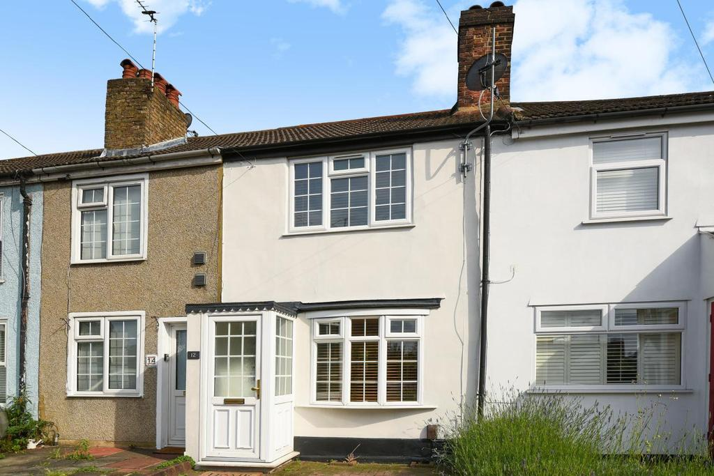 2 Bedrooms Terraced House for sale in Prospect Place, Bromley