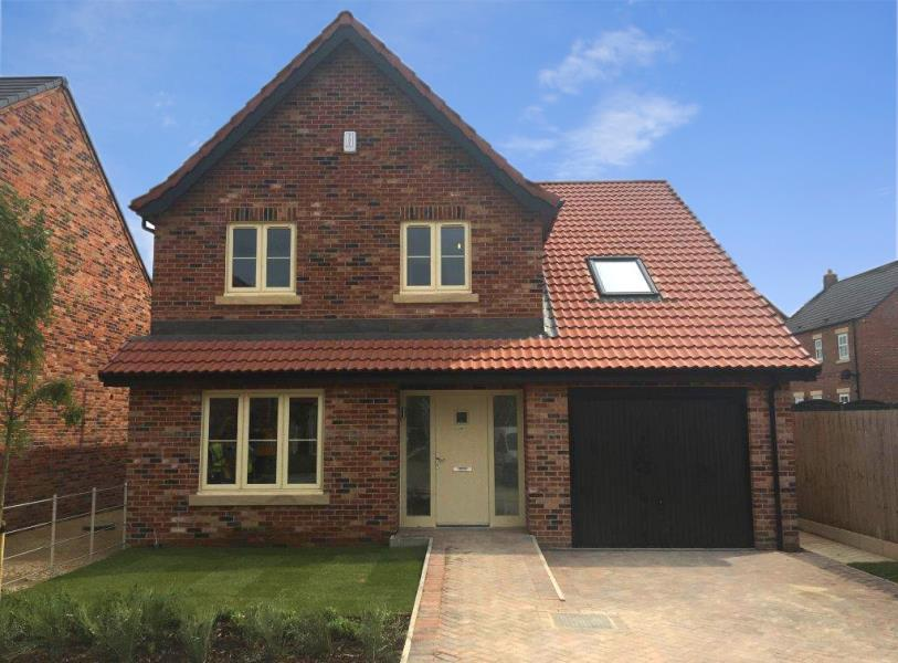 4 Bedrooms Detached House for sale in PLOT 22, FAREFIELD CLOSE, DALTON YO7 3FD
