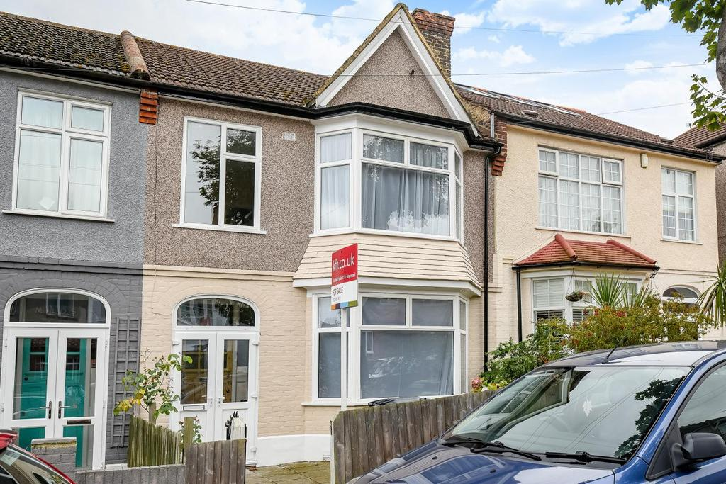 3 Bedrooms Terraced House for sale in Casslee Road, Catford
