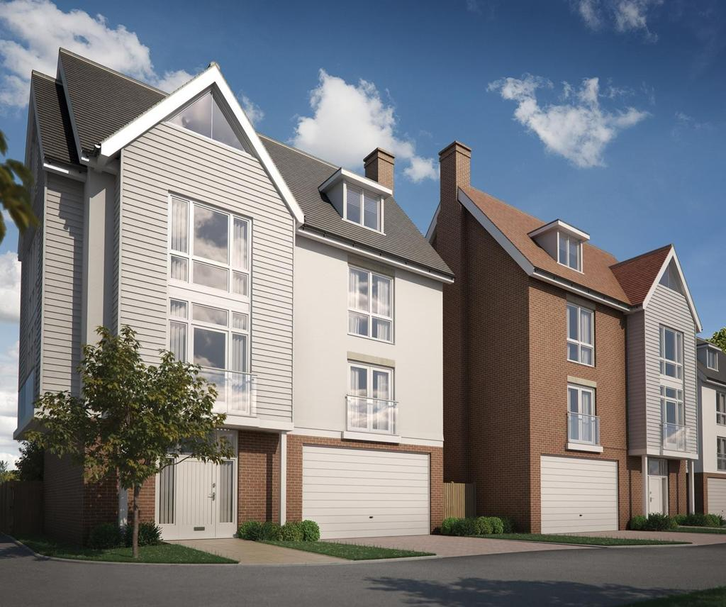 5 Bedrooms Town House for sale in Plot 10 Remembrance Avenue, Burnham-On-Crouch, Essex, CM0