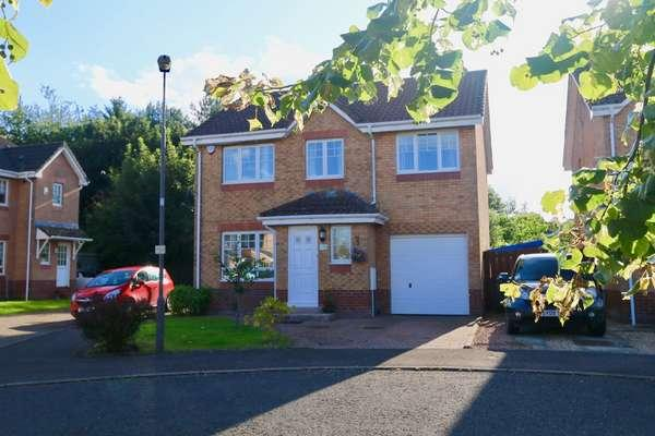 4 Bedrooms Detached House for sale in 108 Loaninghill Road, Uphall, Broxburn, EH52 5SU