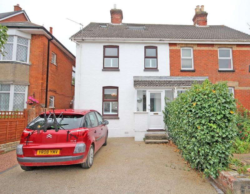 3 Bedrooms Semi Detached House for sale in Stourvale Place, Southbourne, Bournemouth