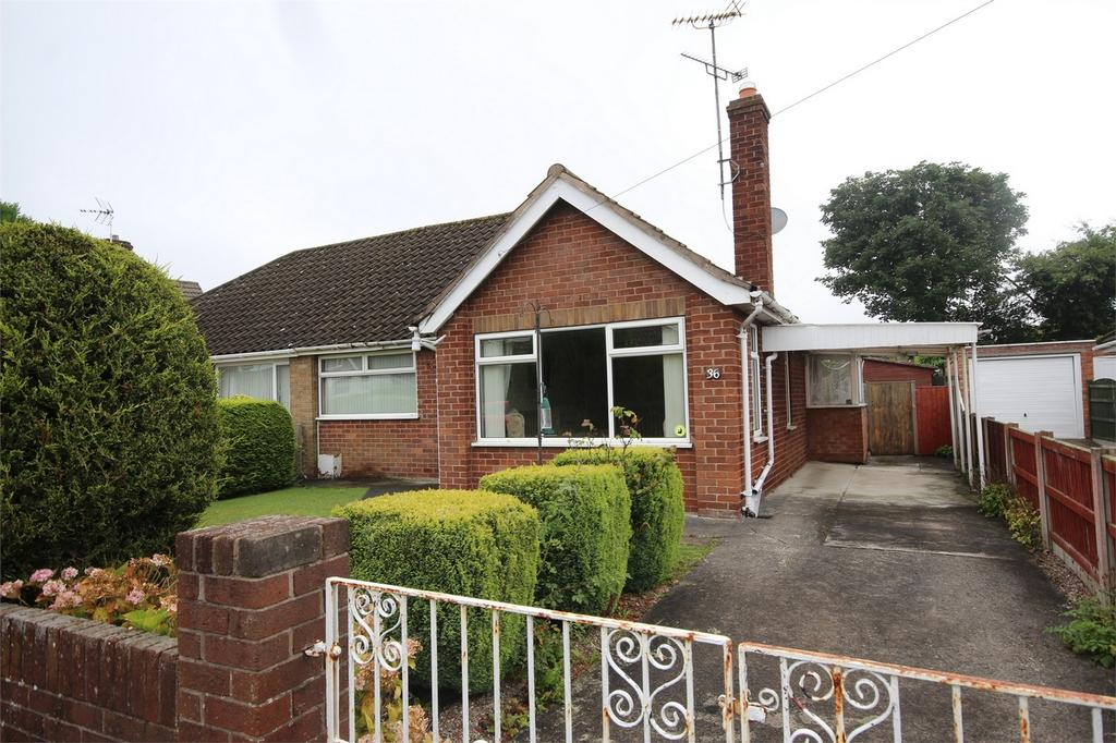 2 Bedrooms Semi Detached Bungalow for sale in Ffordd Offa, Mynydd Isa, Flintshire