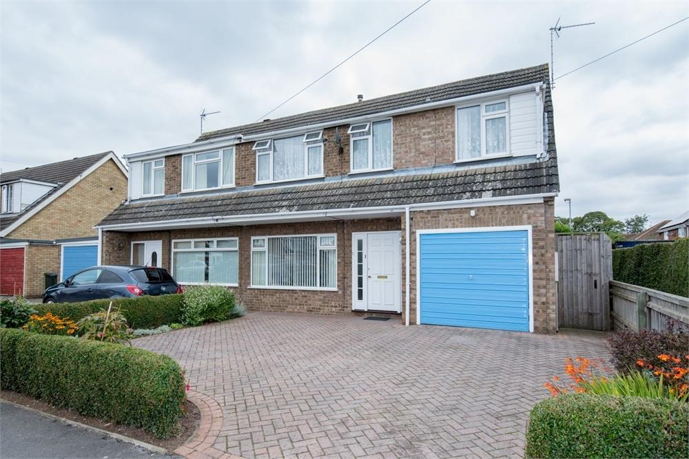 4 Bedrooms Semi Detached House for sale in Colindale, Boston, Lincolnshire