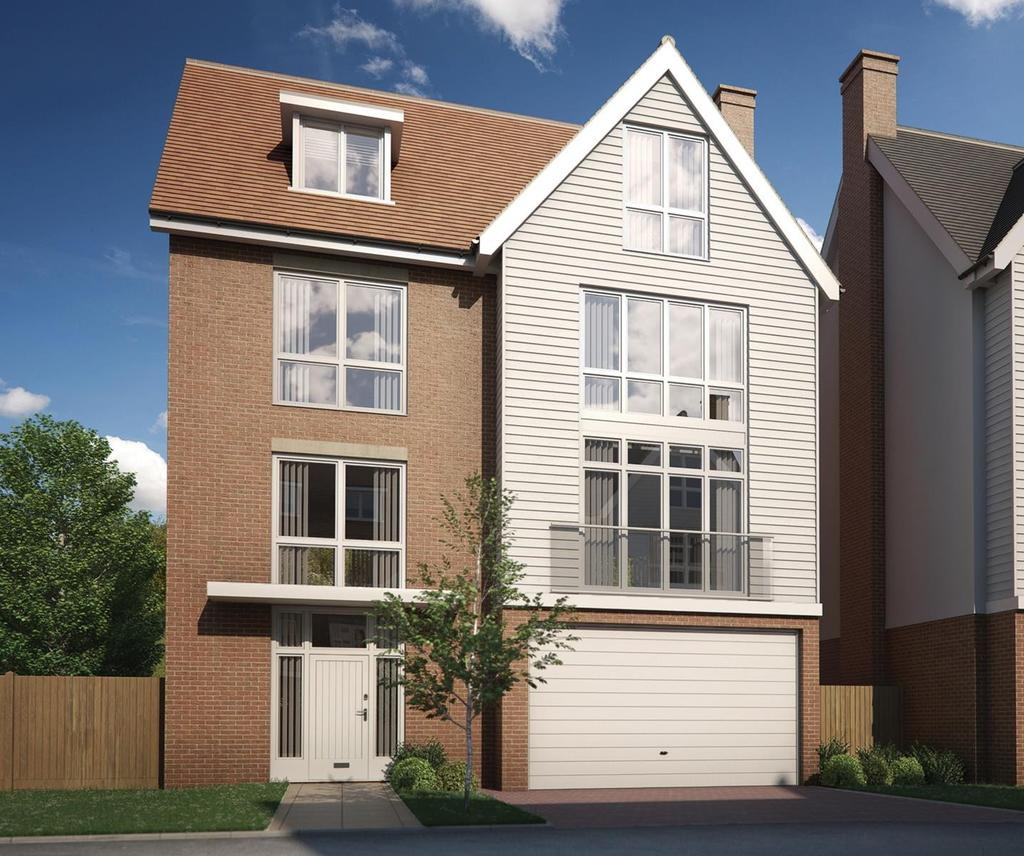 5 Bedrooms Town House for sale in Plot 12 Remembrance Avenue, Burnham-On-Crouch, Essex, CM0