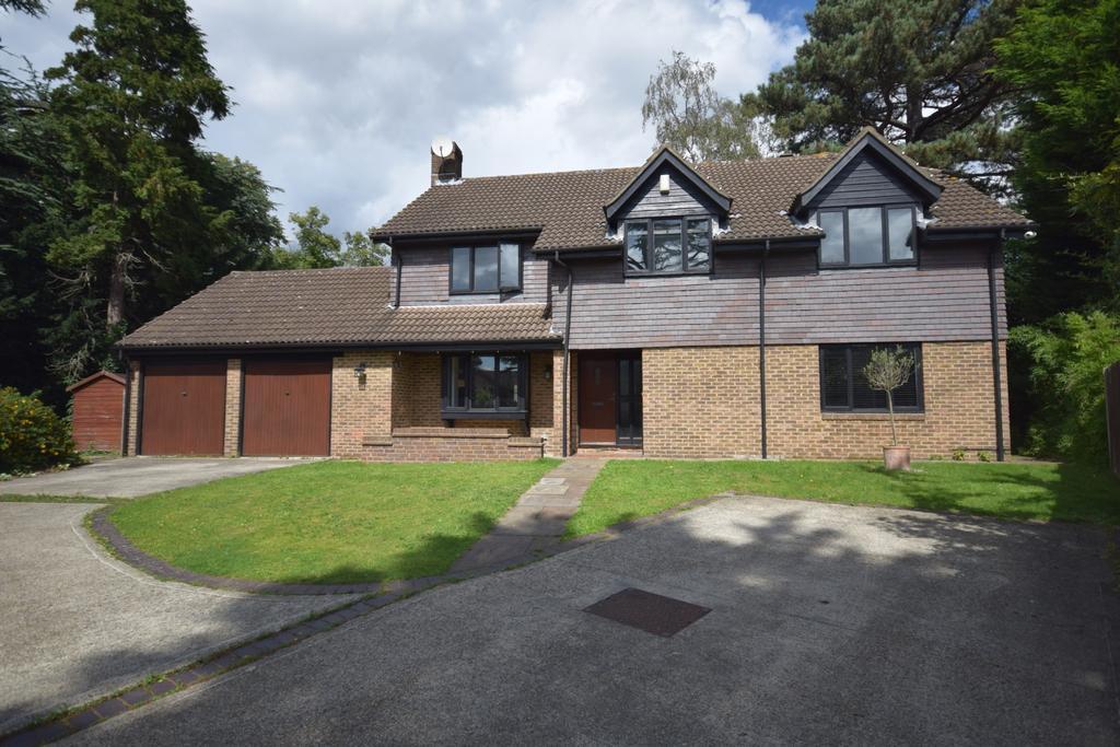 5 Bedrooms Detached House for sale in Cromlix Close Chislehurst BR7