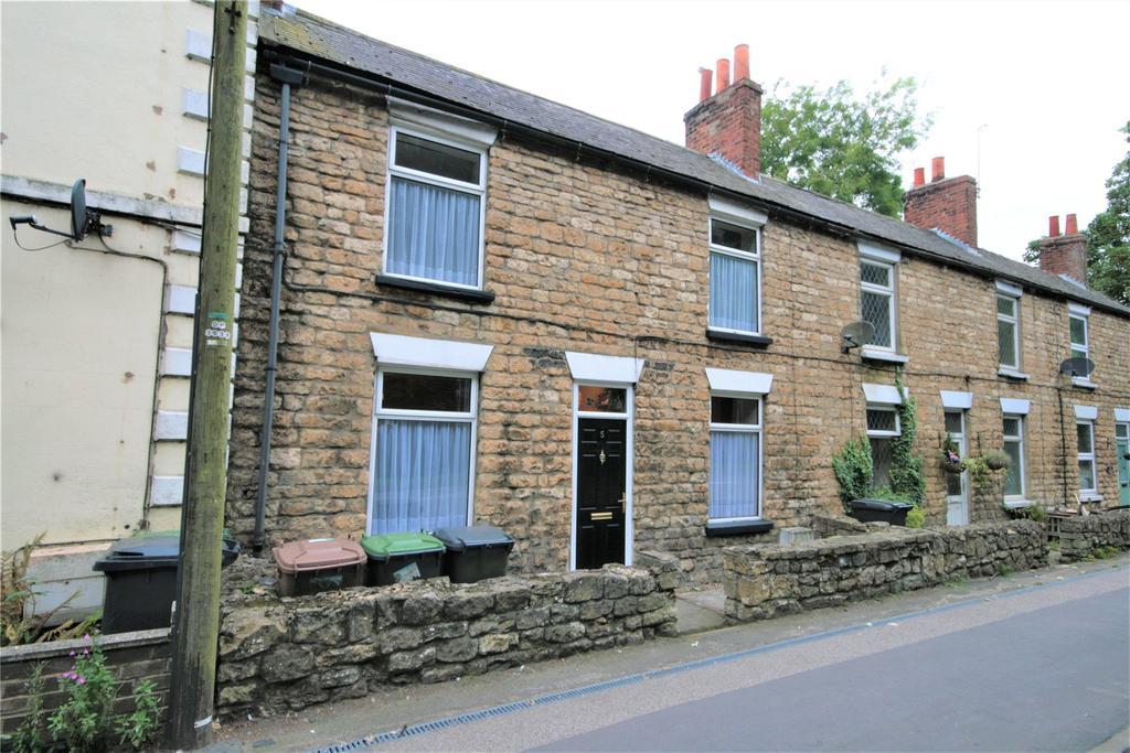 2 Bedrooms Terraced House for sale in Sleaford Road, Bracebridge Heath, LN4