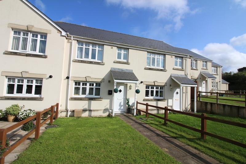 3 Bedrooms Terraced House for sale in St. Peters Road, Johnston, Haverfordwest, Pembrokeshire. SA62 3PJ