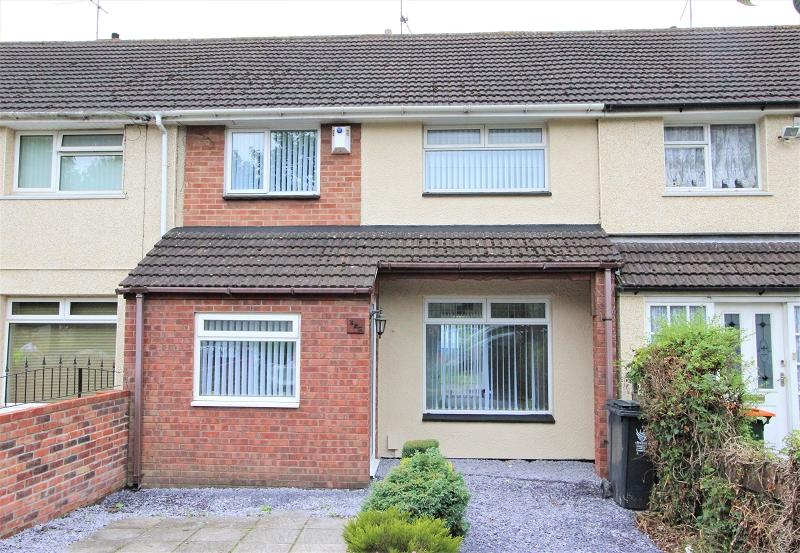 3 Bedrooms Terraced House for sale in Hendre Farm Drive, Newport, Newport. NP19 9JL