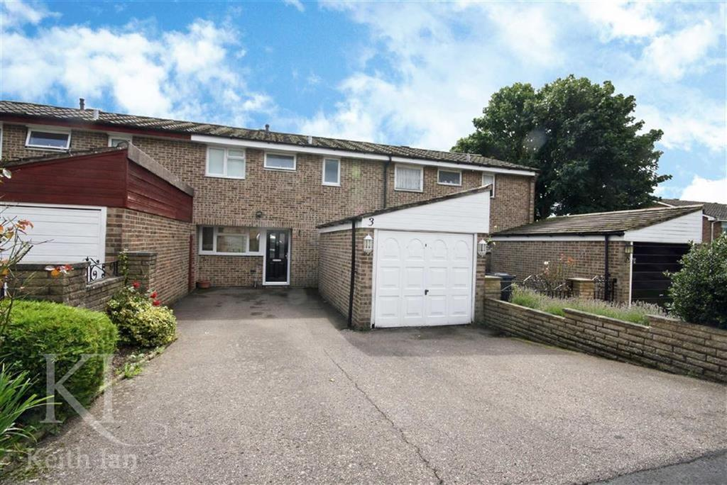 3 Bedrooms Terraced House for sale in Lavender Close, West Cheshunt