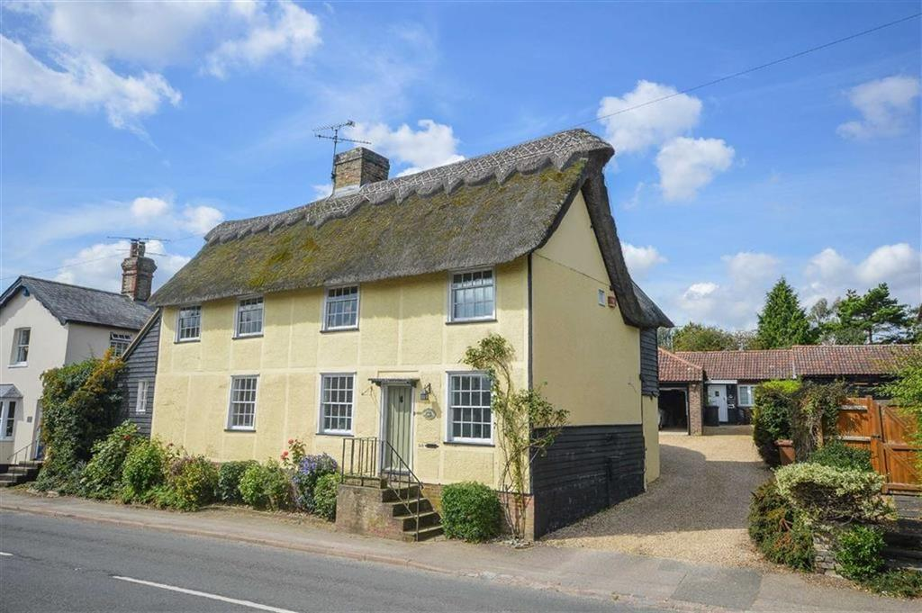 4 Bedrooms Detached House for sale in High Street, Royston, Hertfordshire, SG8