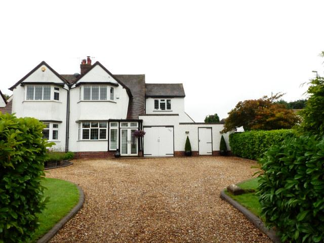 3 Bedrooms Semi Detached House for sale in Foley Road West,Streetly,Sutton Coldfield