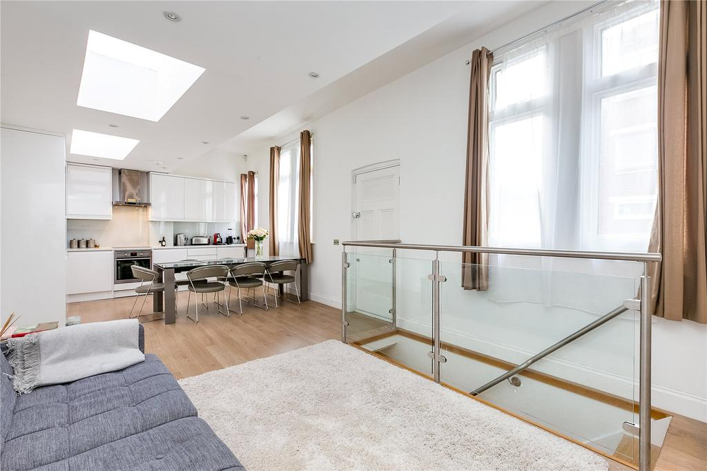 2 Bedrooms House for sale in Perrymead Street, Parsons Green, London