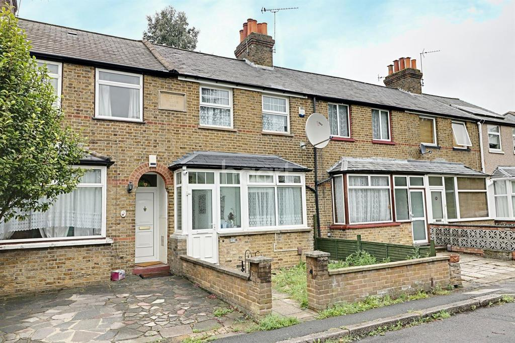 3 Bedrooms Terraced House for sale in West Drayton Road, Hillingdon