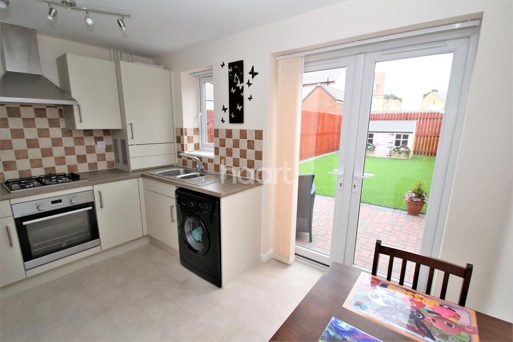 3 Bedrooms Semi Detached House for sale in Stayers Road, Bessacarr, Doncaster