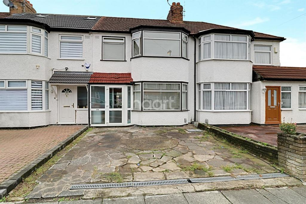 3 Bedrooms Terraced House for sale in New Park Avenue, Palmers Green, N13