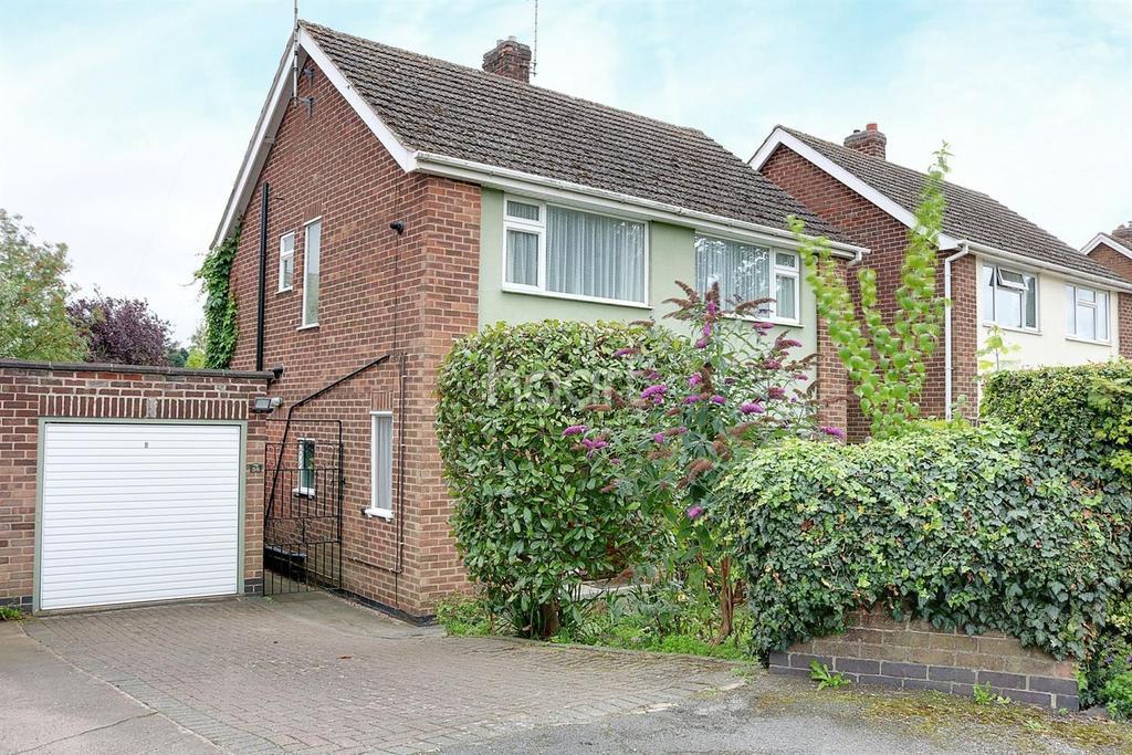 3 Bedrooms Detached House for sale in Normanton Lane, Keyworth, Nottingham