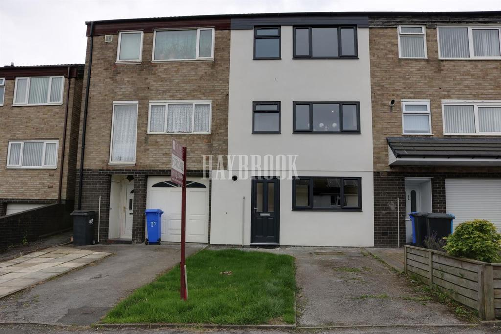 4 Bedrooms Terraced House for sale in Mount View Road, Norton Lees