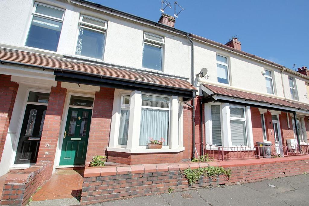 3 Bedrooms Terraced House for sale in Hazelhurst Road, Llandaff North