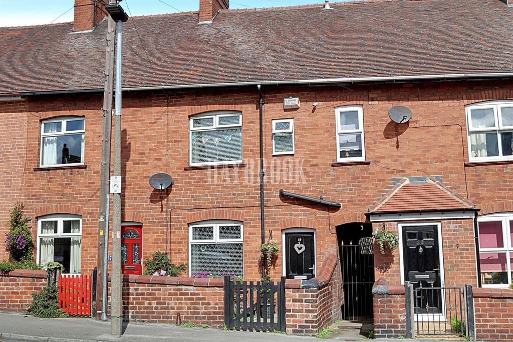 3 Bedrooms Terraced House for sale in Bond Road, Old Town, Barnsley