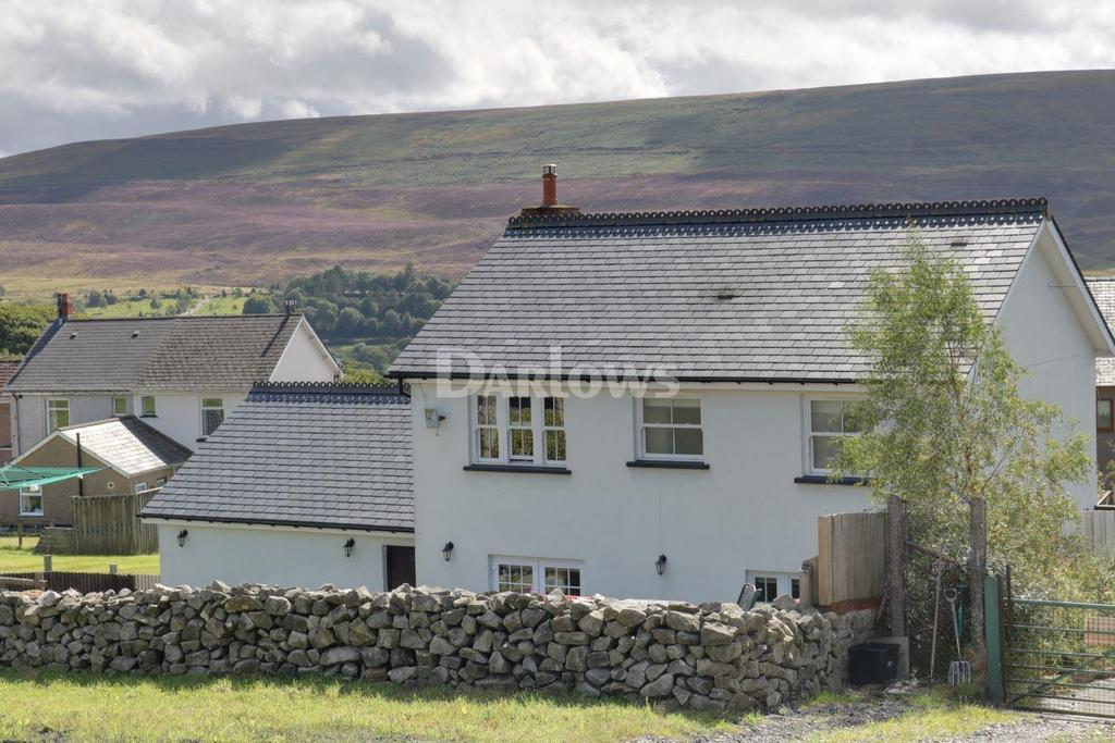 3 Bedrooms Detached House for sale in Upper Coed Cae Road, Blaenavon, Pontypool