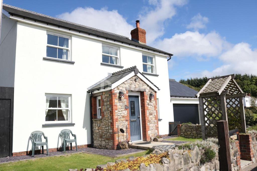 3 Bedrooms Detached House for sale in Upper Coed Cae Road, Blaenavon, Pontypool