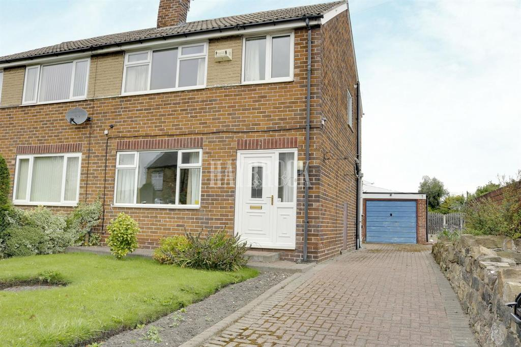 3 Bedrooms Semi Detached House for sale in High Street, Monk Bretton