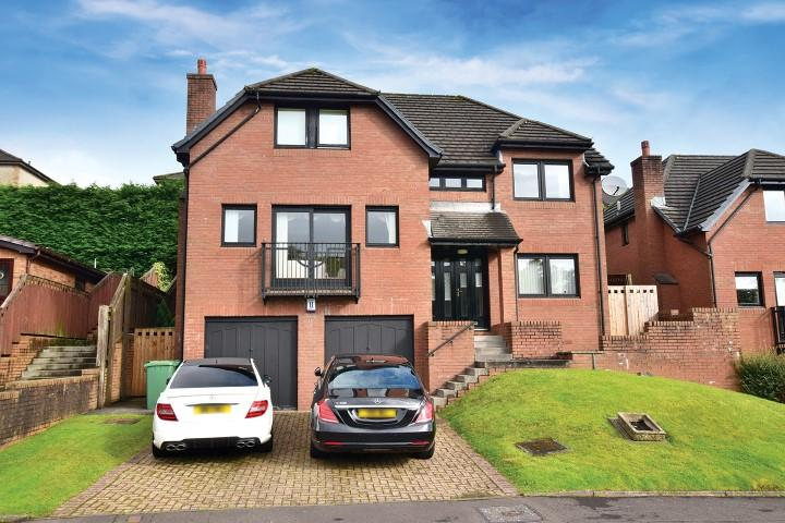 4 Bedrooms Detached House for sale in 10 Abercrombie Drive, Bearsden, G61 4RR