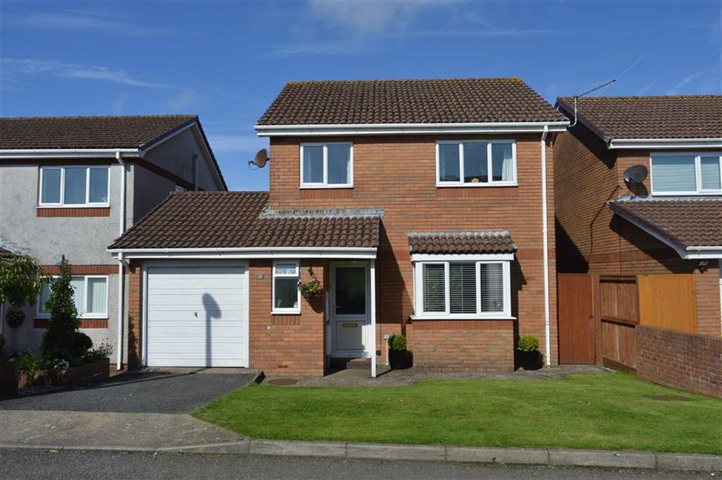 3 Bedrooms Detached House for sale in Tudor Court, Murton, Swansea