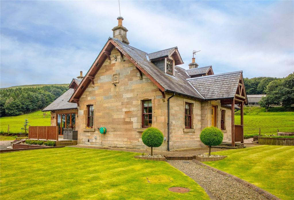 3 Bedrooms Detached House for sale in Craigbarnet Cottage, Strathblane Road, Campsie Glen, Glasgow