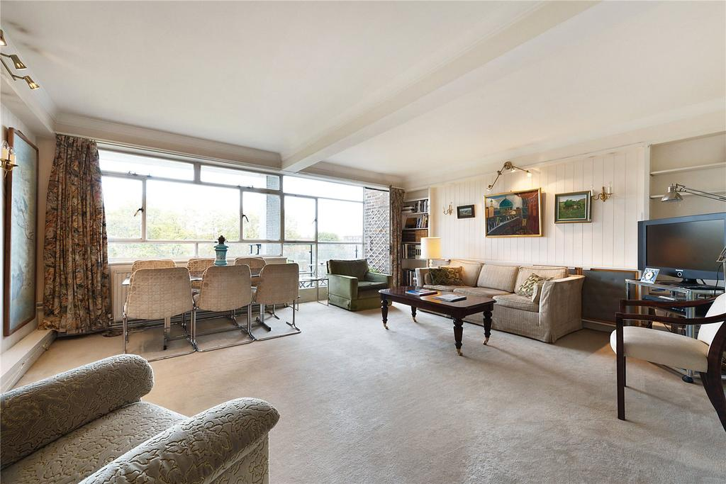 2 Bedrooms Flat for sale in Monckton Court, Strangways Terrace, Holland Park, London