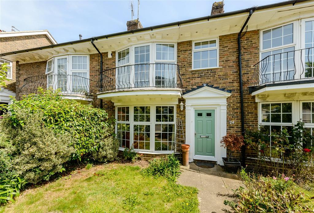 4 Bedrooms Terraced House for sale in Rufus Close, Lewes, East Sussex