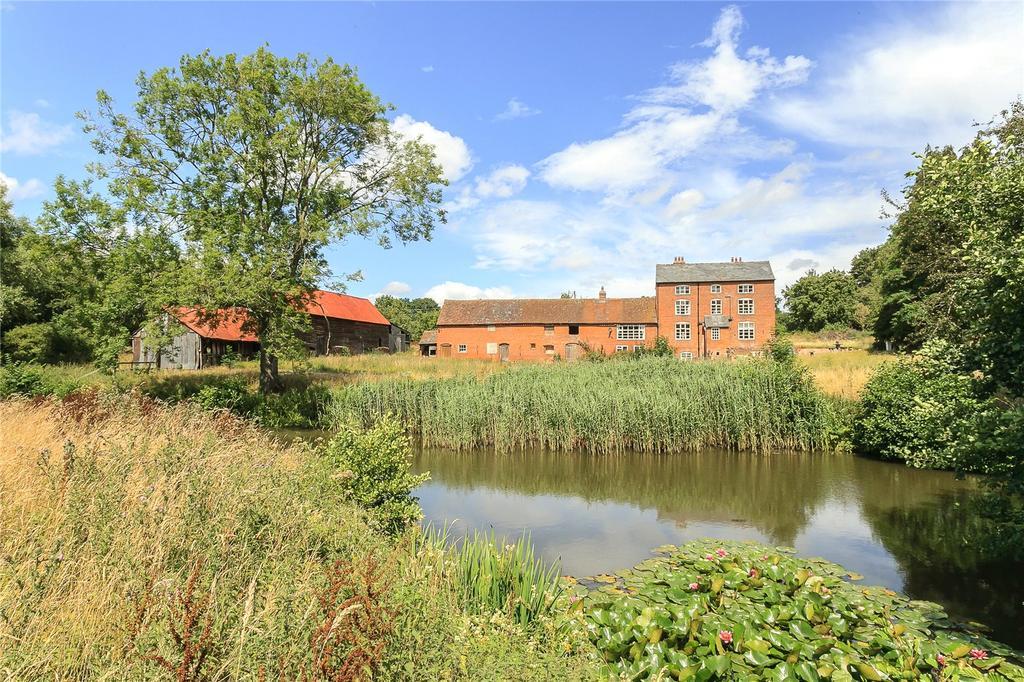 4 Bedrooms Detached House for sale in Oldwood Common, Tenbury Wells, Worcestershire
