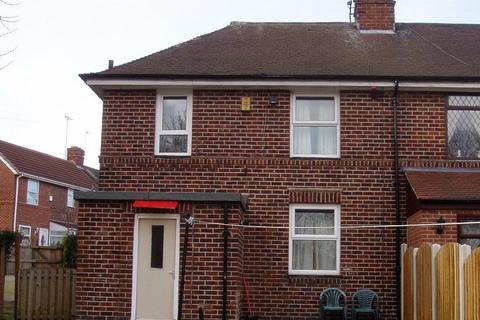 2 bedroom semi-detached house to rent - 1 Berners Close, Sheffield S2 2AY