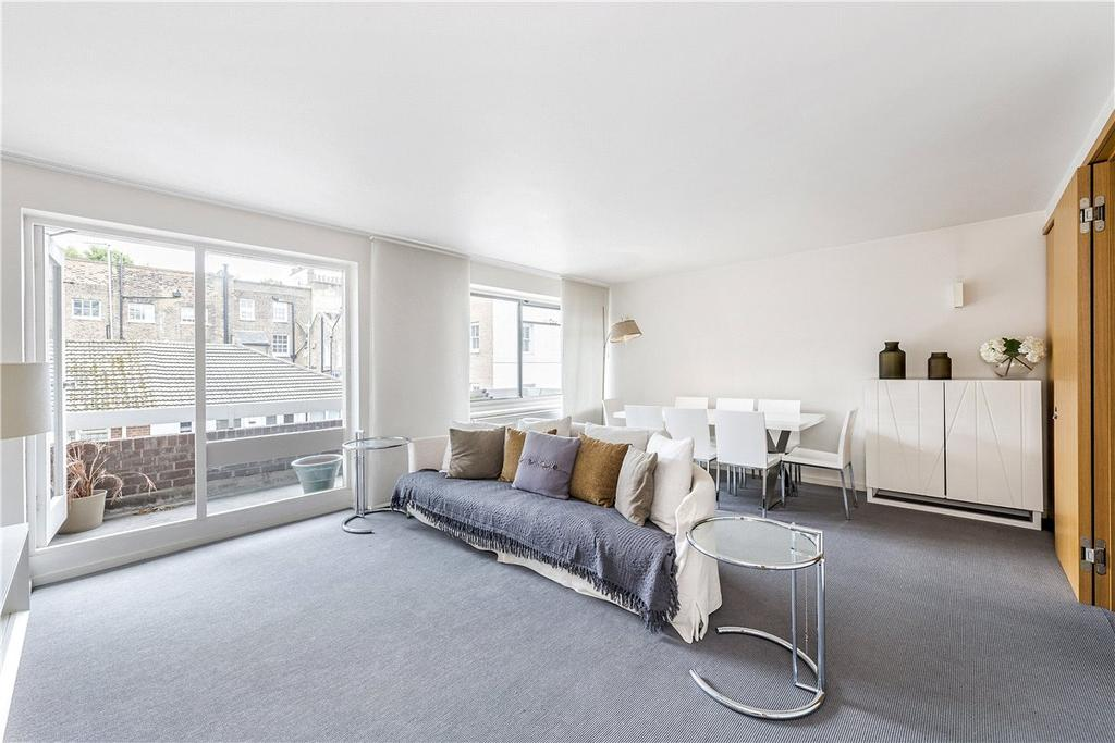 2 Bedrooms Apartment Flat for sale in Cranleigh, 137-139 Ladbroke Road, Holland Park, London, W11