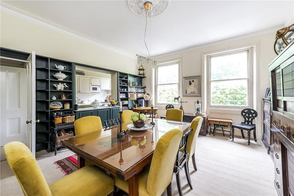 3 Bedrooms Apartment Flat for sale in Holland Park Avenue, Holland Park, London, W11
